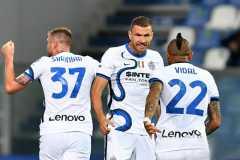 Inter Milan petik tiga poin di kandang Sassuolo